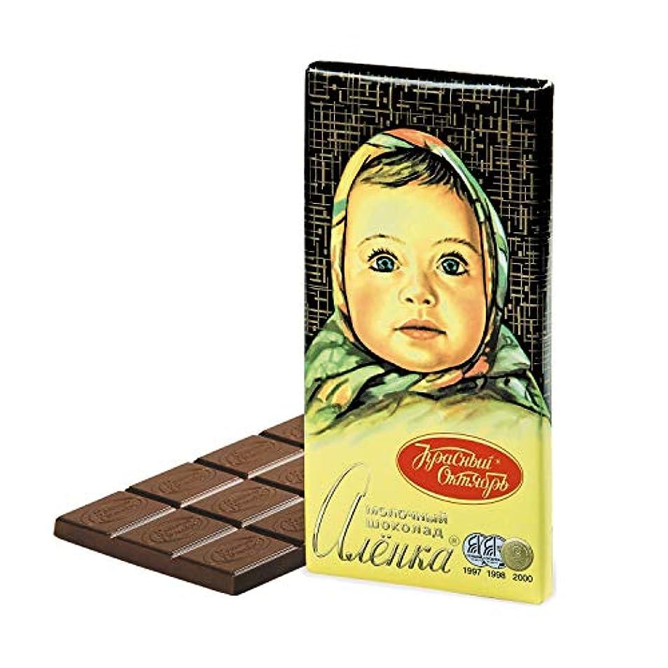セメント周辺待ってアリョンカ ALEONKA SERIES (アリョンカ チョコレート 100g Aleonka Chocolate)