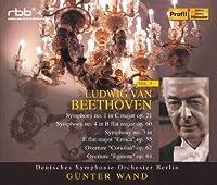 ベートーヴェン:交響曲第1番