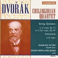 Dvorak;String Quintets