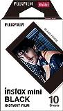 FUJIFILM インスタントカメラ チェキ用フィルム 10枚入 ブラック INSTAX MINI BLACK FRAME WW 1