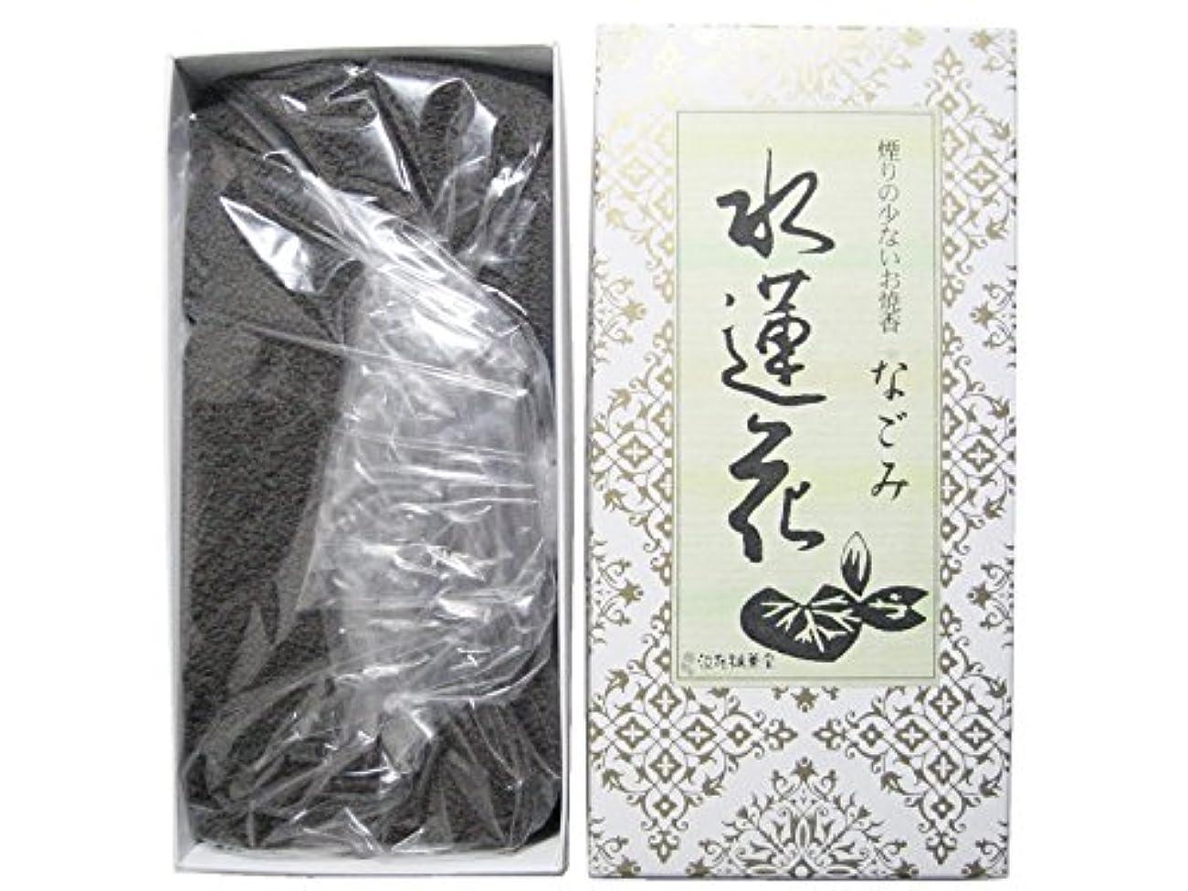 選択変換するスキャン淡路梅薫堂のお香 煙の少ないお焼香 なごみ 水蓮花 500g×30箱 #931