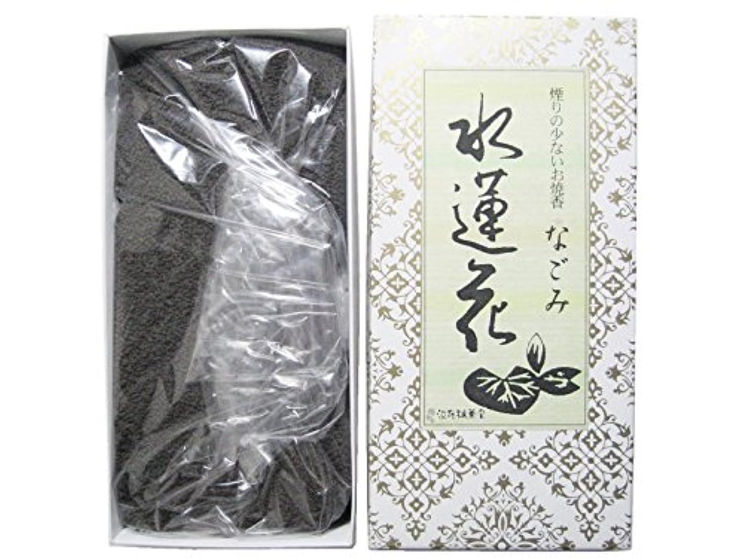 全国同級生ライトニング淡路梅薫堂のお香 煙の少ないお焼香 なごみ 水蓮花 500g×30箱 #931