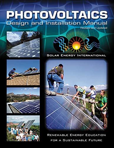 Download Photovoltaics: Design and Installation Manual 0865715203