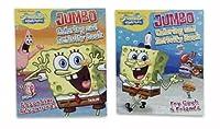 Spongebob Jumboカラーリングandアクティビティブック–Spongebob Squarepants Coloring Book