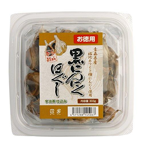 創健社 熟成発酵黒にんにくほぐし徳用 303g