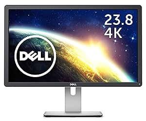 Dell ディスプレイ モニター UP2414Q 23.8インチ/4K/IPS非光沢/8ms/DPx2,HDMI/AdobeRGB 99%/USBハブ/3年間保証