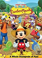 Mickey's Numbers Roundup / [DVD] [Import]