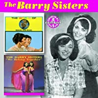 The World Of The Barry Sisters / We Belong Together by Barry Sisters (2008-07-29)