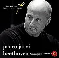 Symphony No 6 Pastorale / Symphony No 2 (Hybr)