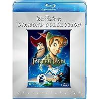 ピーター・パン ダイヤモンド・コレクション ブルーレイ+DVDセット