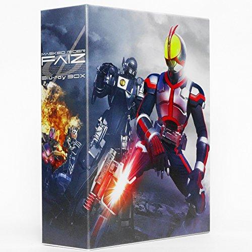 仮面ライダー555(ファイズ) Blu-ray BOX 【初回生産限定版】 全3巻セット [マーケットプレイス Blu-rayセット]