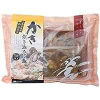 松村水産 伊勢志摩産 かき 炊き込みご飯の素 3合炊