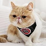 Innopet バンダナ 三角スカーフ よだれかけ 首輪 犬用 猫用 可愛い おしゃれ 調節可能