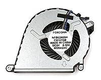 新しいノートパソコンCPU冷却ファンfor HP OMEN 15-ax010ca 15-ax013dx 15-ax020ca 15-ax023dx 15-ax033dx 15-ax039nr 15-ax043dx 15t-ax000