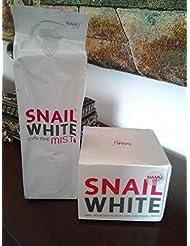 Snailホワイトクリーム+カタツムリホワイトsyn-ake Mist Snail