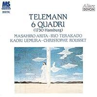 Telemann: 6 Quadri 1730 Hamburg by Masahiro Arita