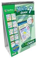 新しいパス学習NP-337001数学フリップチャートセットのGr 7