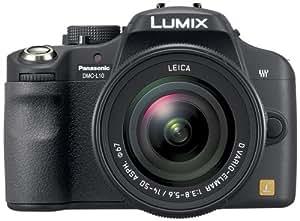 Panasonic デジタル一眼レフカメラ DMC-L10 レンズキット ブラックDMC-L10K-K