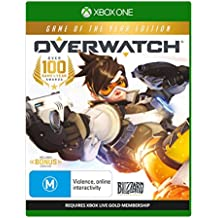 OVERWATCH GAME OF THE YEAR EDITION XONE