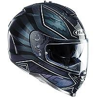 HJC(エイチジェイシー)バイクヘルメット フルフェイス MC5 IS-17 オーディン HJH095 L (頭囲 59cm~60cm)