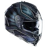 HJC(エイチジェイシー)バイクヘルメット フルフェイス MC5 XL(61-62) IS-17 オーディン HJH095
