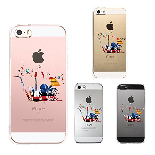 iPhone SE iPhone5S/5 対応 ハード クリ...