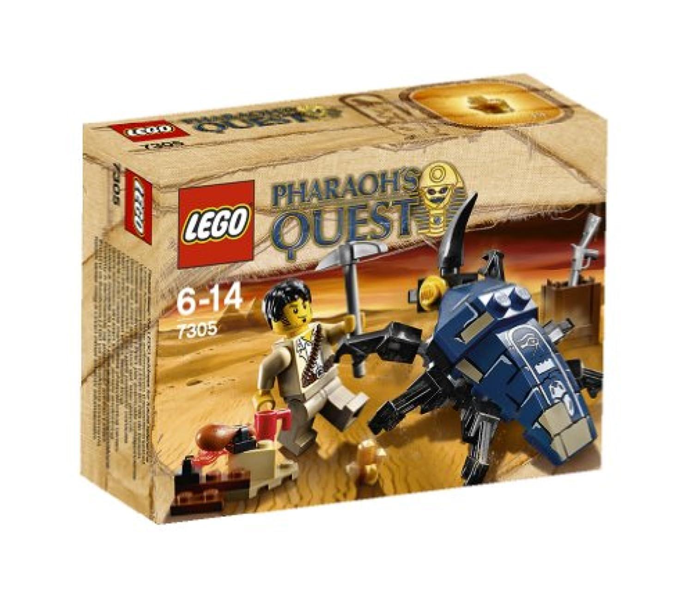 レゴ (LEGO) ファラオズ?クエスト スカラベ?アタック  7305