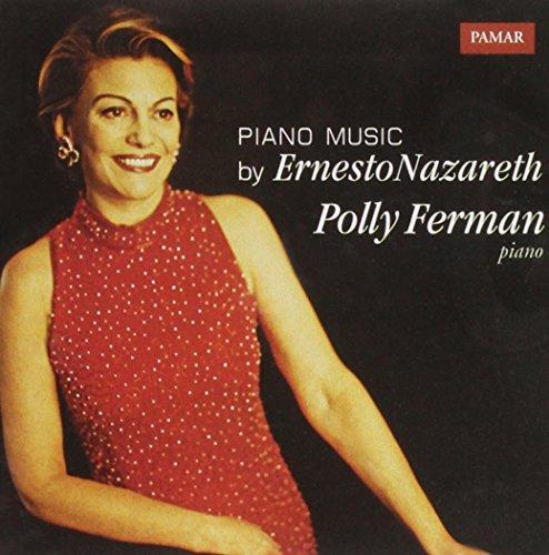 Piano Music By Ernesto Nazareth