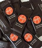 ブシャール モーメント ダーク オレンジ バルク 1000g (約200枚個包装込) チョコレート