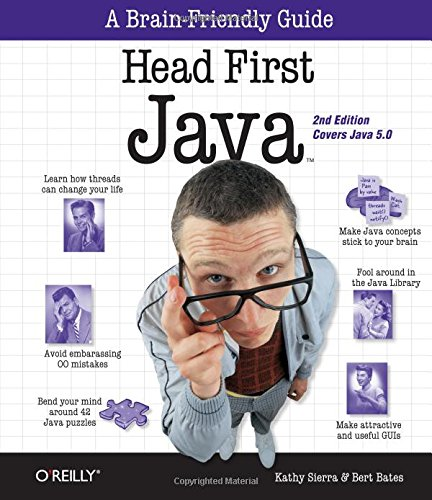 Head First Javaの詳細を見る