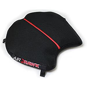 エアホーク 空気の力でお尻の痛み・腰痛を軽減 バイク用シートクッション エアホーク2 R / AIRHAWK2 R