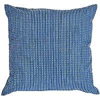 安心の国内縫製 Artek アルテック クッションカバー 45×45cm RIVI リヴィ (ブルー)