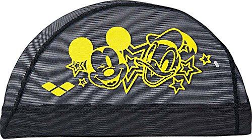 [해외]arena (아레나) 수영 모자 수영 용 메쉬 캡 디즈니 믹 조치 마우스 DIS-6361/arena (Arena) Swim cap Swimming mesh cap Disney Mick Mouse DIS-6361