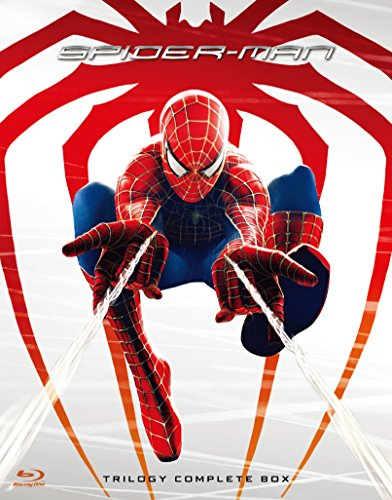 スパイダーマンTM トリロジー ブルーレイ コンプリートBOX[Blu-ray/ブルーレイ]