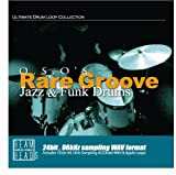 BEAMS O.S.O'S Rare Groove/Jazz & Funk Drums