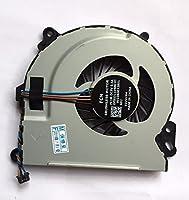 新しいノートパソコンCPU冷却ファンRangale for HP Envy 15- m6-n000m6-n100m6-n010dx m6-n012dx m6-n113dx m6-n168ca