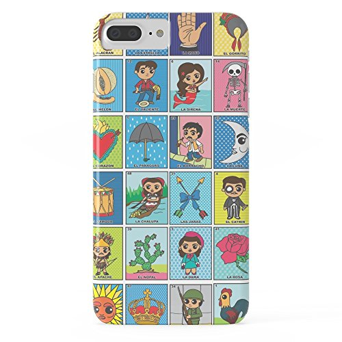 Society6 LOTERIA! Slim Case iPhone 7 Plus