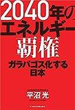 2040年のエネルギー覇権 ガラパゴス化する日本 画像