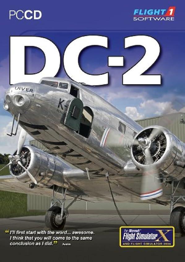 チケット幅エンドウDC-2 for Microsoft Flight Simulator X & FS 2004 (輸入版)
