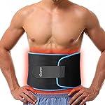 NURSAL ダイエットベルト 超発汗 シェイプアップベルト 脂肪燃焼 サウナベルト 運動減量用 男女兼用 調節可 腰サポーター ウィスト80~120cm対応