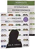 Cover of Intermediate Microeconomics + Workouts in Intermediate Microeconomics