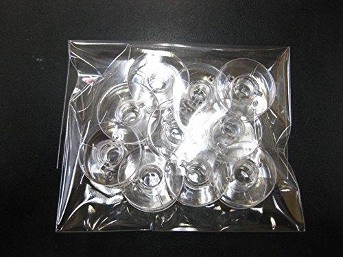 【JUKI  ジューキ】家庭用ミシン用 純正ボビン(11.5mm) 10個入 日本製