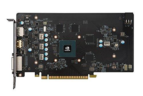 『MSI GeForce GTX 1050 Ti GAMING X 4G グラフィックスボード VD6190』の5枚目の画像