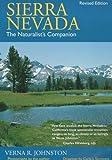 Sierra Nevada: The Naturalists Companion