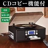 とうしょう マルチレコードプレーヤー CDコピー機能付 TS-6885