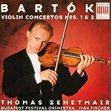 Bartok Violin Concertos Nos. 1 2, Sz. 36,112
