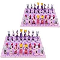 B Blesiya 2セット 国際チェス チェス盤 チェスマン チェスゲーム