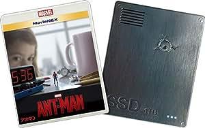 アントマン MovieNEXプラス3Dスチールブック:オンライン数量限定商品 [ブルーレイ3D+ブルーレイ+DVD+デジタルコピー(クラウド対応)+MovieNEXワールド] [Blu-ray]