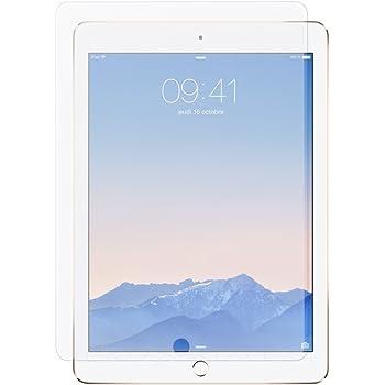 クロスフォレスト 9.7インチiPad/iPad Pro/iPad Air2/iPad Air用ガラスフィルム 日本製ガラス使用 アンチグレア ラウンドエッジ「CF-GH2IPAAG」液晶保護フィルム