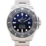 ロレックス(ROLEX)シードゥエラー ディープシー D-BLUE 126660 44mm〔腕時計〕〔メンズ〕〔国内正規品〕〔未使用品〕 [並行輸入品]